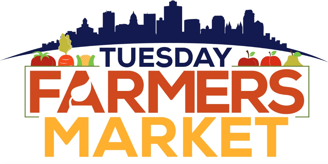 Tuesday Farmers Market 2017 Rectangle